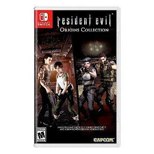 Resident Evil Zero Seminovo (Não vem com o codigo do Resident Evil Remake) - Nintendo Switch