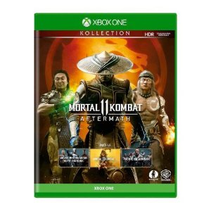 Mortal Kombat 11 Aftermath Kollection - Xbox One