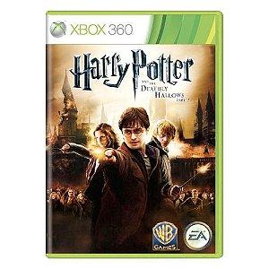 Harry Potter e as Reliquias da Morte Parte 2 - Xbox 360