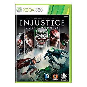 Injustice: Gods Among Us - Xbox 360