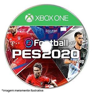 eFootball Pro Evolution Soccer 2020 Seminovo (SEM CAPA) - Xbox One