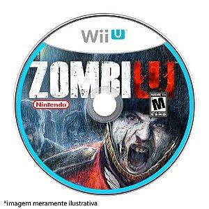 ZombiU Seminovo (SEM CAPA) - Wii U