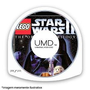 LEGO Star Wars II: The Original Trilogy (SEM CAPA) Seminovo - PSP