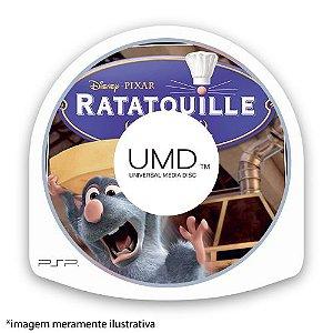 Ratatouille (SEM CAPA) Seminovo - PSP