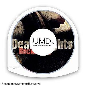 Dead to Rights: Reckoning (SEM CAPA) Seminovo - PSP