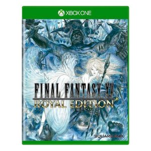 Final Fantasy XV (Royal Edition) Seminovo - Xbox One