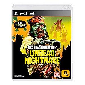 Red Dead Redemption: Undead Nightmare Seminovo - PS3