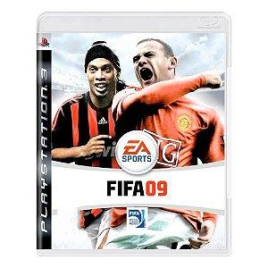 FIFA 09 Seminovo - PS3