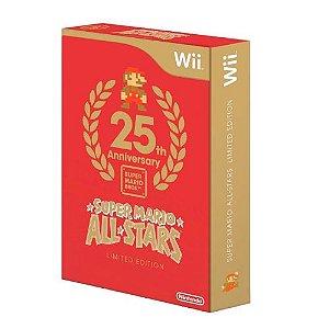 Super Mario All Stars (Limited Edition) Seminovo - Nintendo Wii