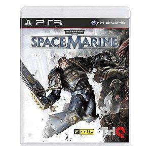 Warhammer 40000: Space Marine - PS3