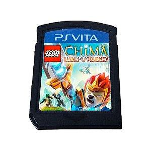 LEGO Legends of Chima: Laval's Journey (SEM CAPA) Seminovo - PS Vita