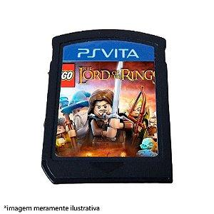 LEGO The Lord of the Rings (SEM CAPA) Seminovo - PS Vita