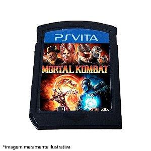 Mortal Kombat (SEM CAPA) Seminovo - PS Vita