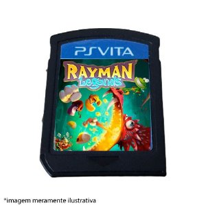 Rayman Legends (SEM CAPA) Seminovo - PS Vita