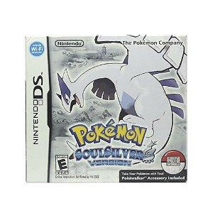 Pokémon: SoulSilver Version (CAIXA AMASSADA) Seminovo - Nintendo DS