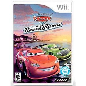 Cars Race-O-Rama Seminovo - Nintendo Wii