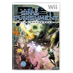 Sin & Punishment: Star Successor - Nintendo Wii