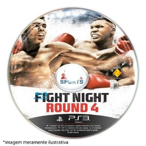 Fight Night Round 4 (SEM CASA) Seminovo - PS3