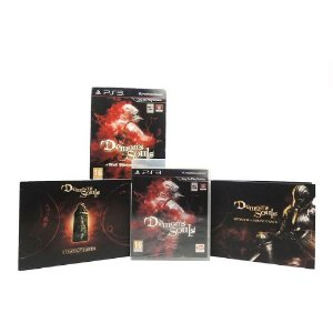 Demon's Souls (Black Phantom Edition) Seminovo - PS3