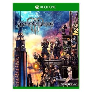 Kingdom Hearts III Seminovo - Xbox One