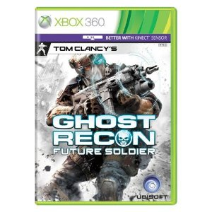 Tom Clancy's Ghost Recon: Future Soldier Seminovo - Xbox 360