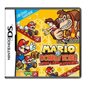 Mario Vs Donkey Kong: Mini-Land May Hem! - Nintendo DS