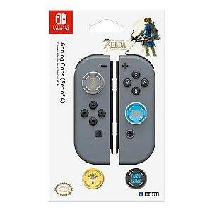 Hori Analogue Caps Zelda Breath of the Wild Edition - Nintendo Switch