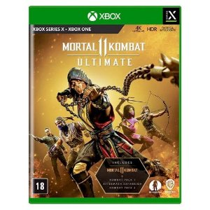 Mortal Kombat 11: Ultimate - Xbox One/Series S|X