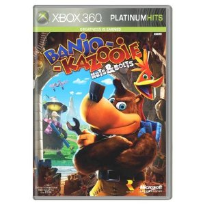 Banjo-Kazooie Nuts & Bolts + Viva Piñata - Xbox 360