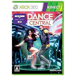 Dance Central (JAPONES) Seminovo - Xbox 360
