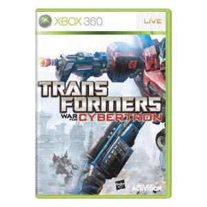 Transformers: War for Cybertron Seminovo - Xbox 360