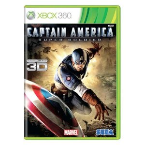 Captain America: Super Soldier Seminovo - Xbox 360