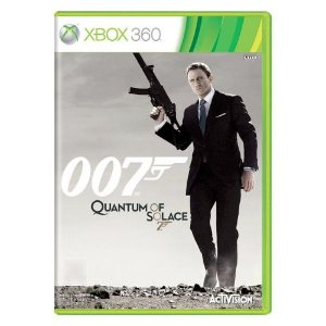 007 Quantum of Solace (EUROPEU) Seminovo - Xbox 360