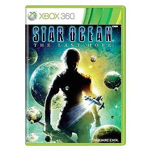 Star Ocean: The Last Hope Seminovo - Xbox 360