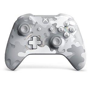 Controle Xbox One Edição Arctic Camo - Xbox One
