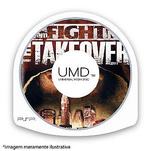 Def Jam Fight For NY: The Takeover (SEM CAPA) Seminovo - PSP