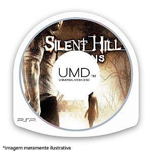 Silent Hill: Origins (SEM CAPA) Seminovo - PSP