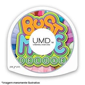 Bust-A-Move Deluxe (SEM CAPA) Seminovo - PSP