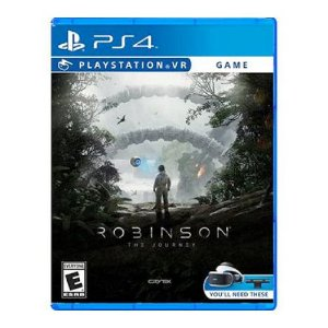 Robinson The Journey PS VR Seminovo - PS4