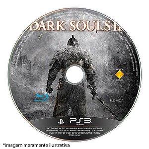 Dark Souls II (SEM CAPA) Seminovo - PS3