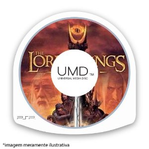 The Lord of the Rings - Tactics - (SEM CAPA) Seminovo - PSP
