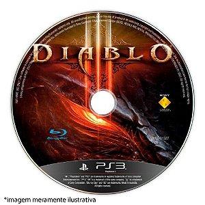 Diablo III (SEM CAPA) Seminovo - PS3