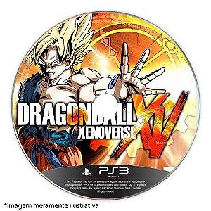 Dragonball: Xenoverse (SEM CAPA) Seminovo - PS3