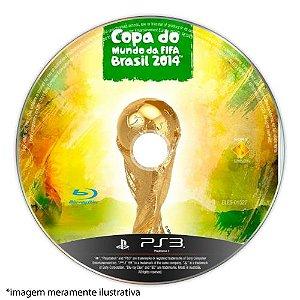 Copa do Mundo da FIFA Brasil 2014 (SEM CAPA) Seminovo - PS3