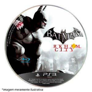 Batman: Arkham City (SEM CAPA) Seminovo - PS3