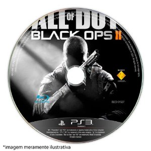 Call of Duty: Black Ops II (SEM CAPA) Seminovo - PS3