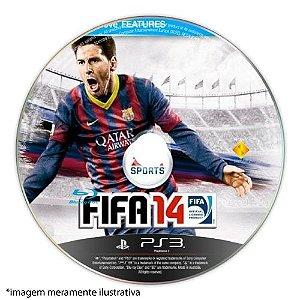 Fifa 2014 (FIFA 14) (SEM CAPA) Seminovo - PS3