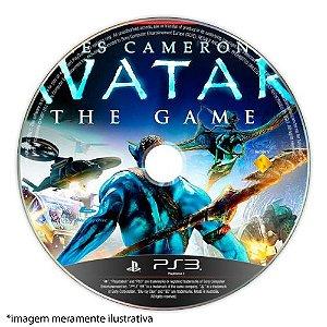 Avatar The Game (SEM CAPA) Seminovo - PS3