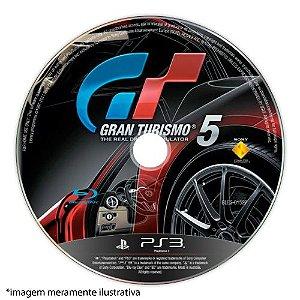 Gran Turismo 5 (SEM CAPA) Seminovo - PS3