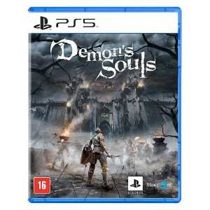 Demon's Souls Seminovo - PS5